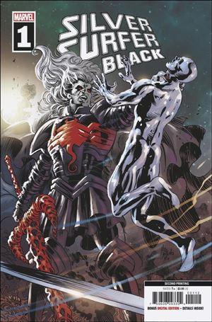 Silver Surfer: Black 1-H