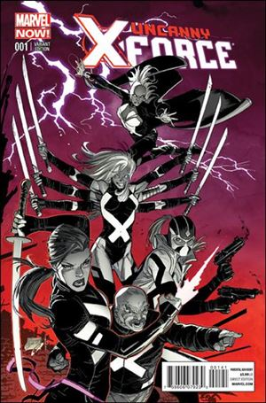 Uncanny X-Force (2013) 1-C