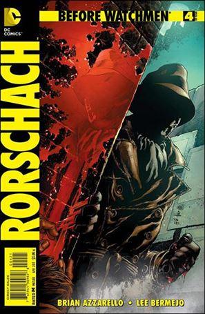 Before Watchmen: Rorschach 4-D