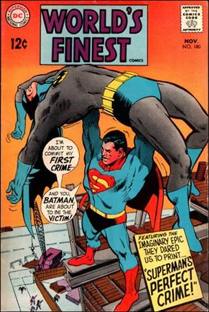 World's Finest Comics 180-A