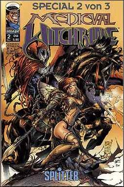 Medieval Witchblade 2-A by Image