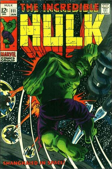 Incredible Hulk (1968) 111-A by Marvel
