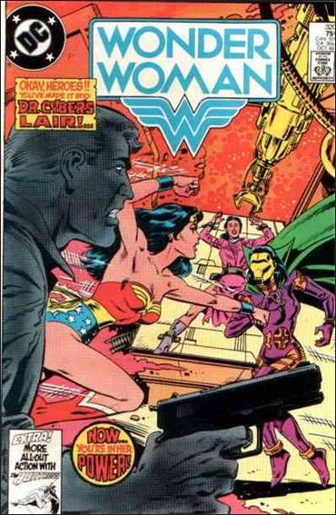 Wonder Woman (1942) 320-A by DC