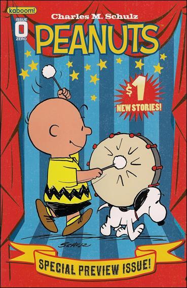 Peanuts (2011) 0-A by Kaboom!