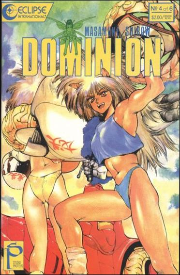 Dominion (1989) 4-A by Eclipse