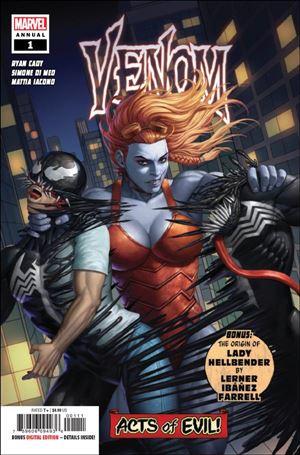 Venom Annual (2019) 1-A