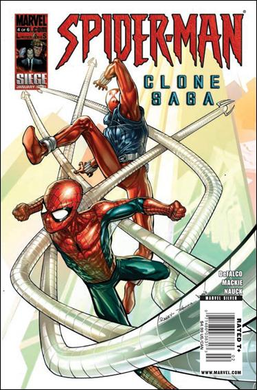 Spider-Man: The Clone Saga 4-A by Marvel