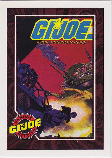 G.I. Joe (Base Set) 169-A by Impel