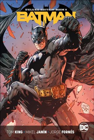 Batman: Rebirth Deluxe Edition 5-A