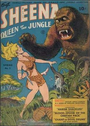 Sheena, Queen of the Jungle 3-A