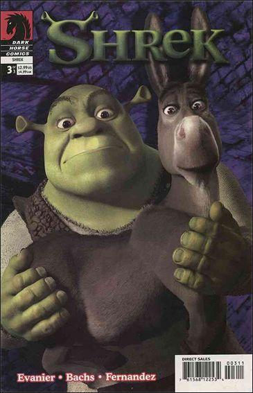 Shrek (2003) 3-A by Dark Horse