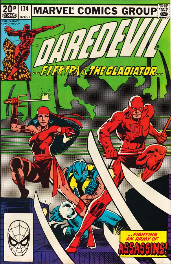 Daredevil (1964) 174-B by Marvel