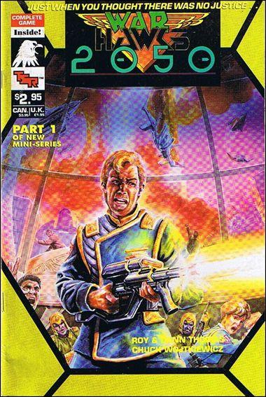 Warhawks Comics Module 5-A by TSR
