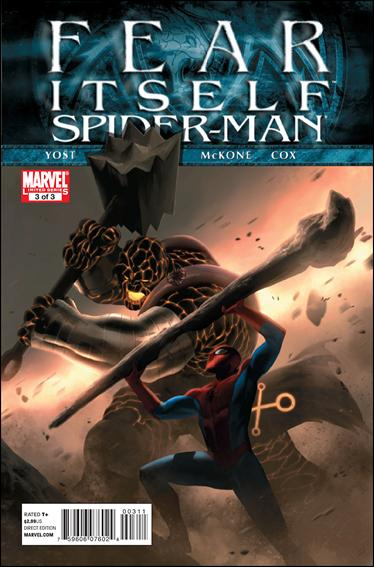 Fear Itself: Spider-Man 3-A by Marvel