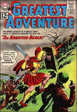 My Greatest Adventure (1955) 72-A by DC