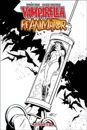 Vampirella vs Reanimator 1-F