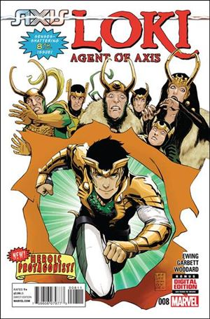 Loki: Agent of Asgard 8-A