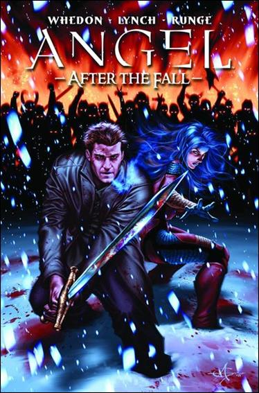 Angel: After the Fall 3-A by IDW
