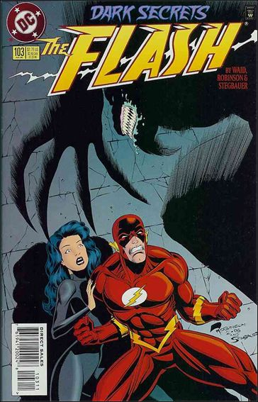 Flash (1987) 103-A by DC