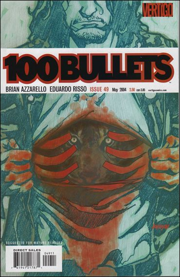 100 Bullets 49-A by Vertigo