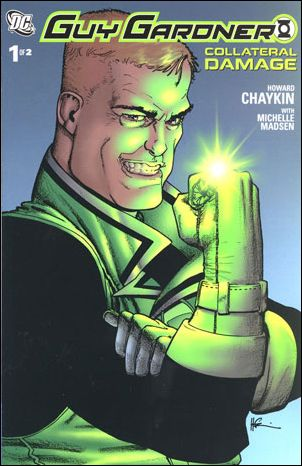 Guy Gardner: Collateral Damage 1-A by DC