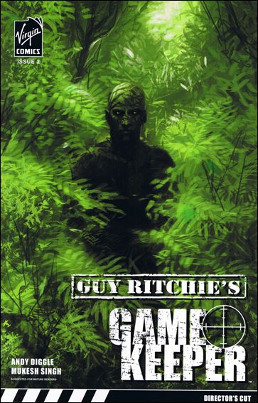 Gamekeeper (2007) 2-B by Virgin Comics