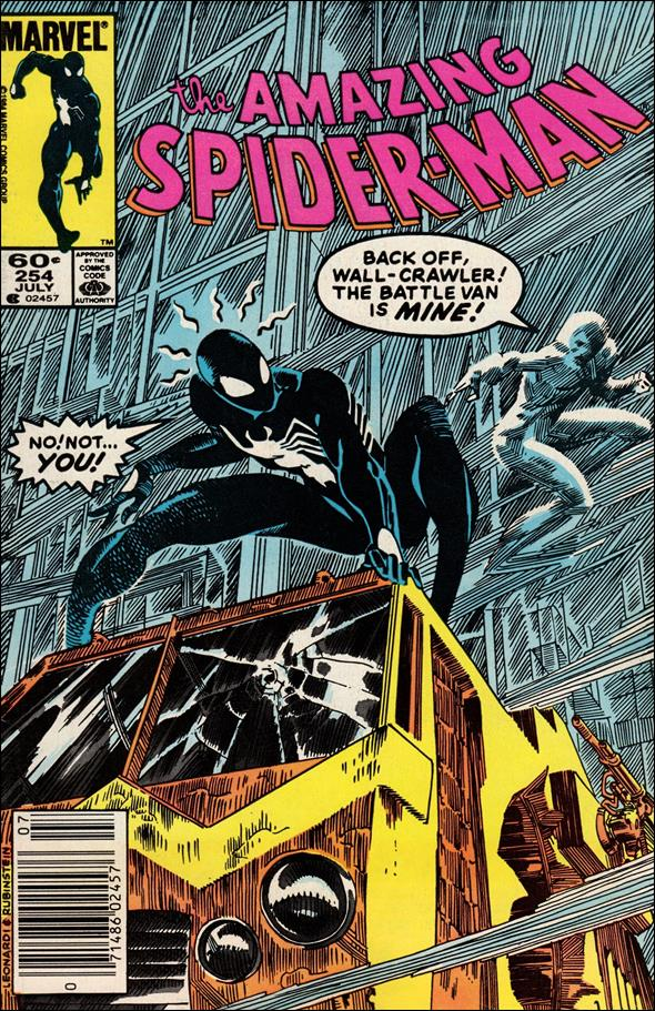 Amazing Spider-Man (1963) 254-A by Marvel