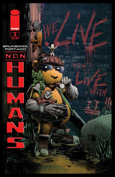 Non-Humans 2-A by Image