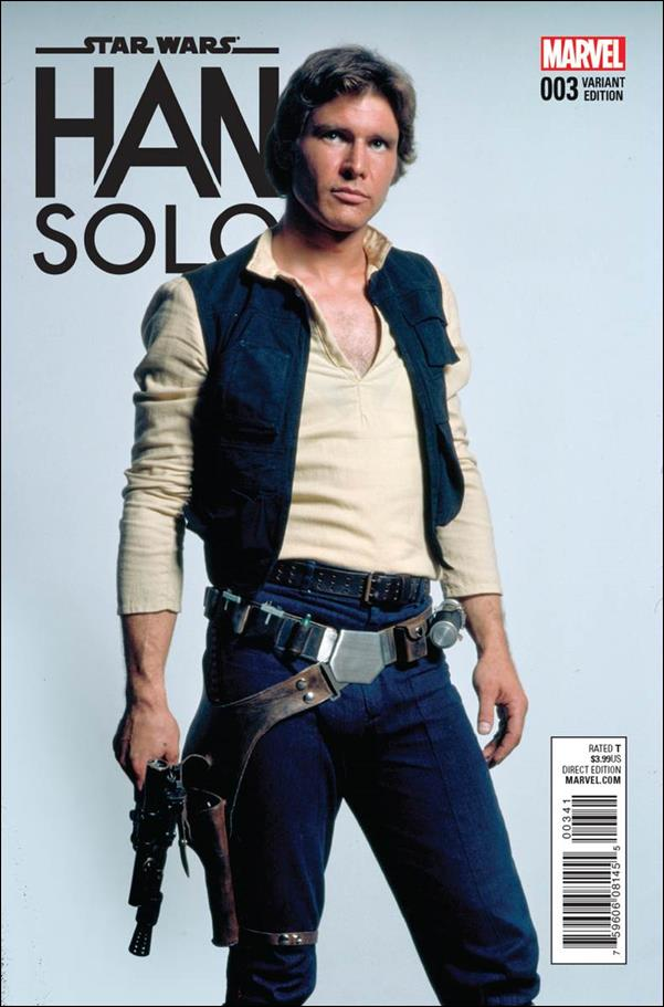 Han Solo 3-C by Marvel