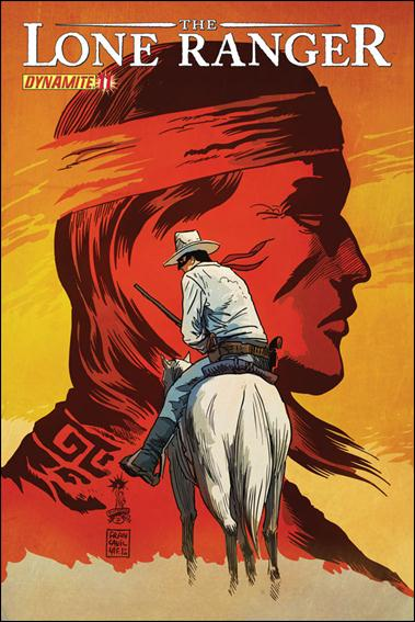 Lone Ranger (2012) 11-A by Dynamite Entertainment