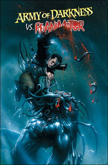 Army of Darkness 1-A by Dynamite Entertainment