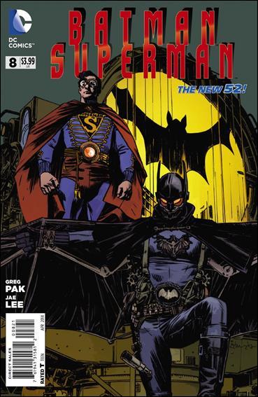 Batman/Superman 8-D by DC