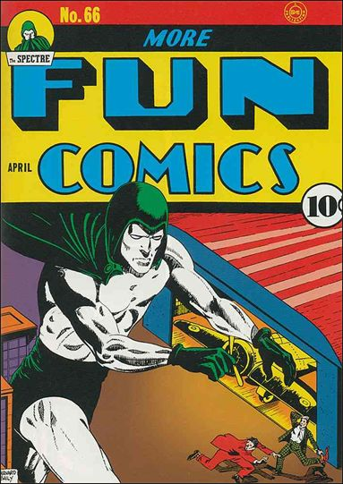 More Fun Comics 66-A by DC