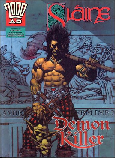 Sláine: Demon Killer 1-A by Hamlyn