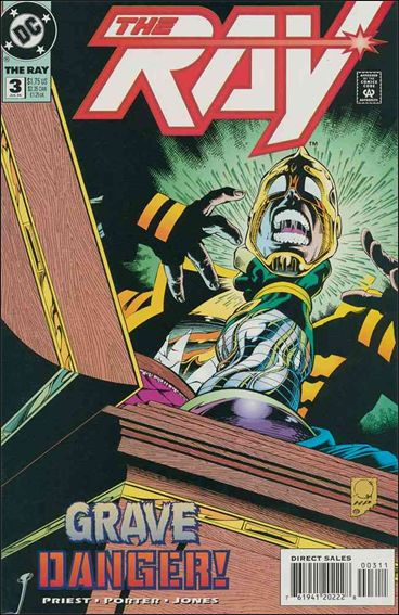 Ray (1994) 3-A by DC