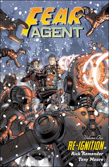 Fear Agent 1-C by Dark Horse
