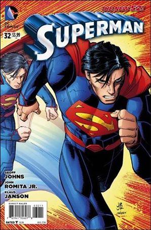Superman (2011) 32-A