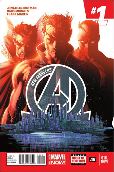 New Avengers (2013) 16-A by Marvel