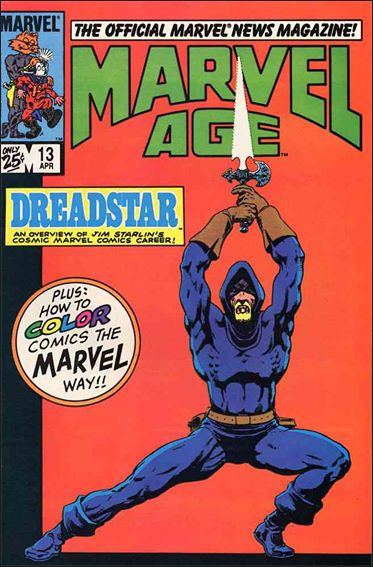 Marvel Age 13-A by Marvel