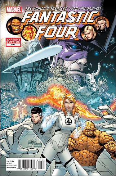Fantastic Four (1961) 611-B by Marvel
