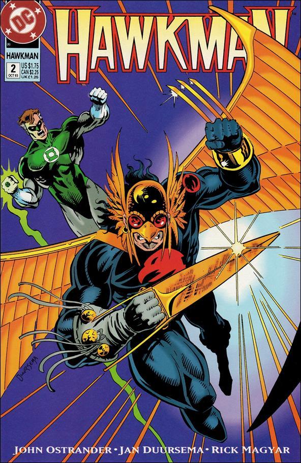 Hawkman (1993) 2-A by DC