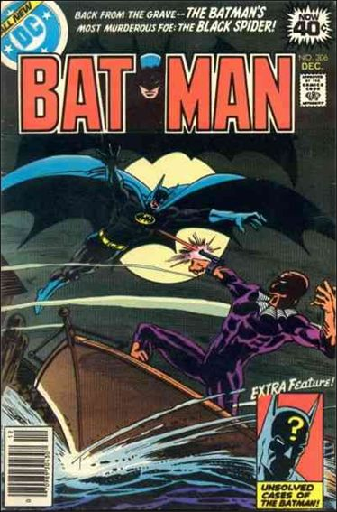 Batman (1940) 306-A by DC