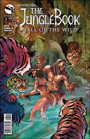 Grimm Fairy Tales Presents Jungle Book: Fall of the Wild 3-D