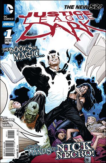 Justice League Dark Annual 1-A by DC