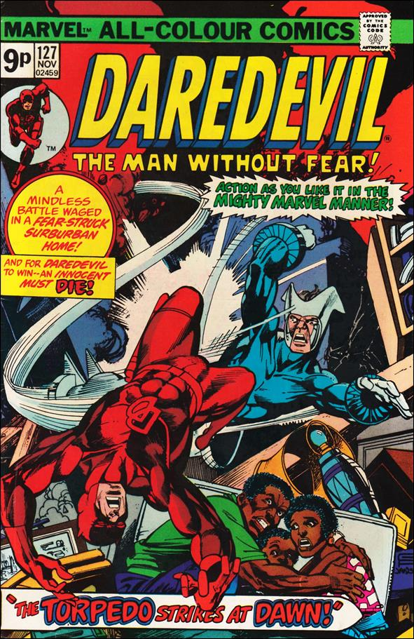 Daredevil (1964) 127-B by Marvel
