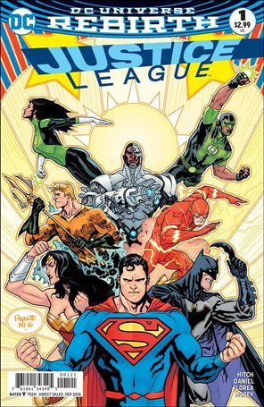 Justice League (2016) 1-B