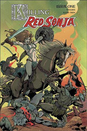 Killing Red Sonja 1-C
