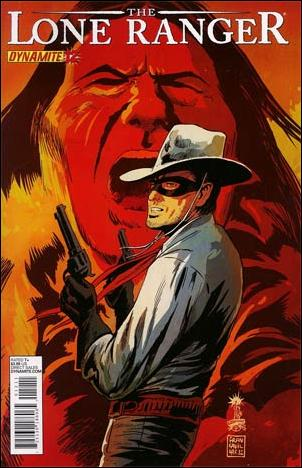 Lone Ranger (2012) 12-A by Dynamite Entertainment