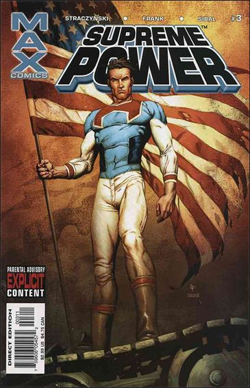 Supreme Power (2003) 3-A by Max