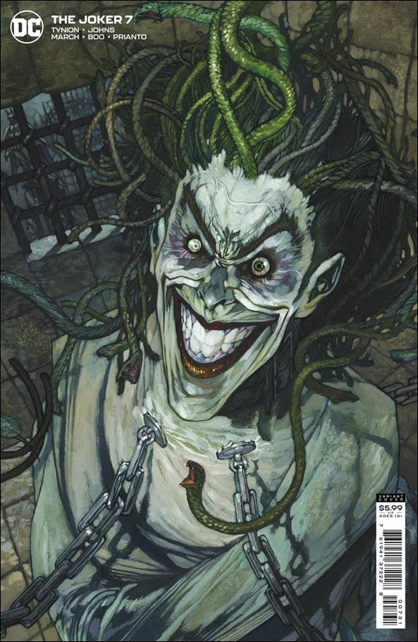Joker (2021) 7-C by DC